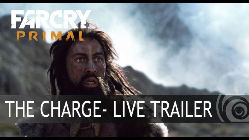 Novo trailer em live-action de Far Cry Primal é sensacional