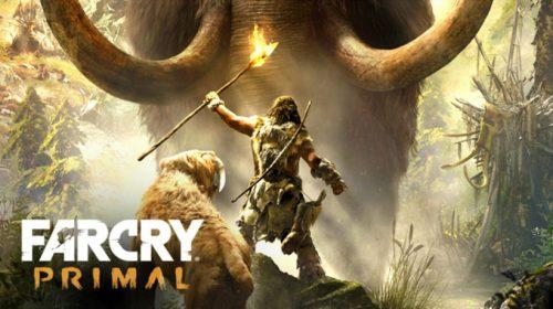 Notas que Far Cry: Primal vem recebendo