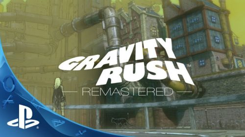 Gravity Rush Remastered: Vale a pena?