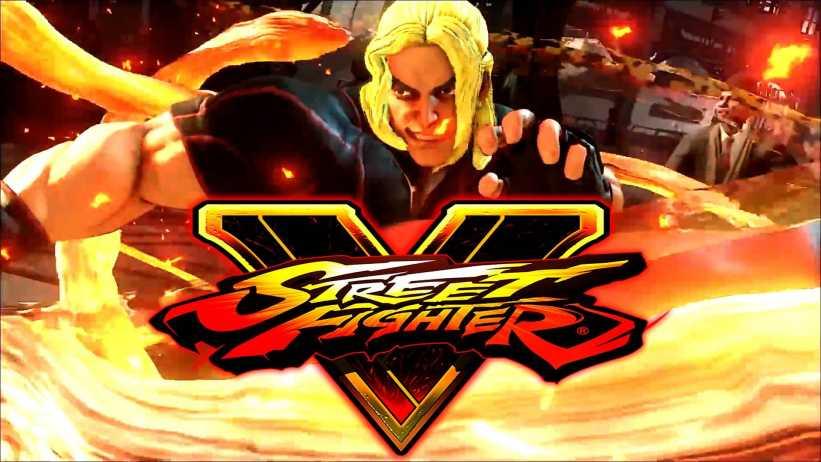Capcom explica visual de Ken em Street Fighter V
