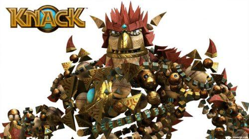 [Rumor] Knack II pode estar em desenvolvimento pela Sony