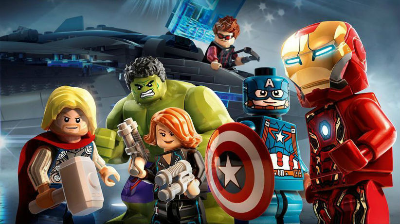 Títulos de LEGO estão em promoção na PSN