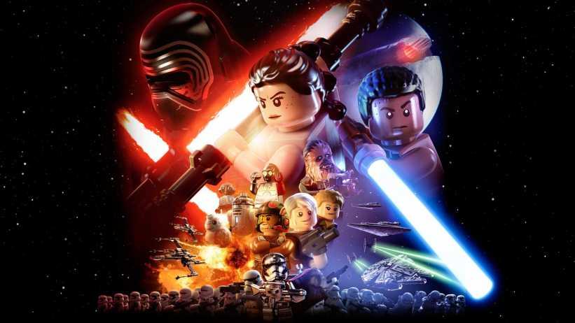 LEGO Star Wars: O Despertar da Força é anunciado