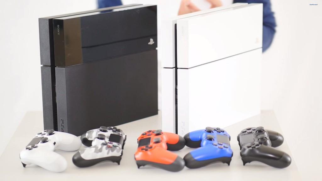 Modelos de PS4