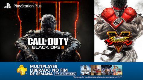 Multiplayer online no PS4 está gratuito neste fim de semana