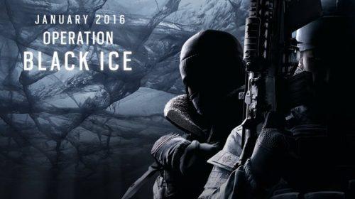 Rainbow Six Siege ganha primeiro DLC: Operation Black Ice