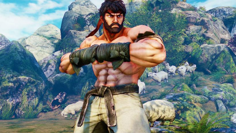 Lojas brasileiras oferecerão diferentes skins para Street Fighter V