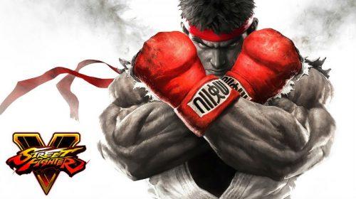 Capcom anuncia nova atualização para Street Fighter V