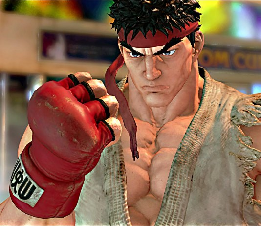 Street Fighter V: Novo trailer mostra abertura épica