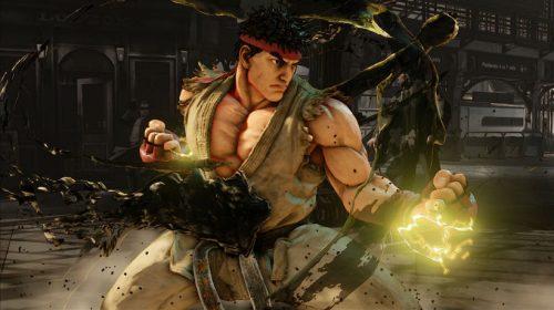 [Street Fighter V] Challenge mode e atualização para março