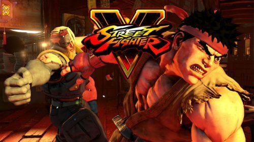 Finalmente, data do update de Street Fighter V é anunciada