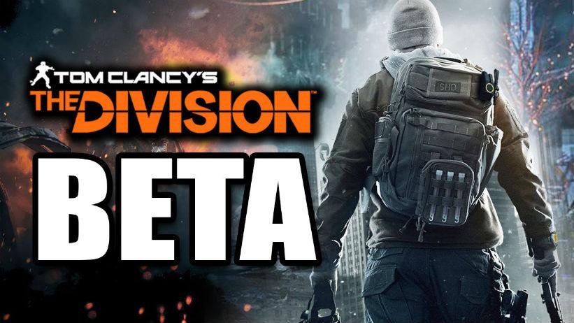 Ubisoft estende período da beta de The Division
