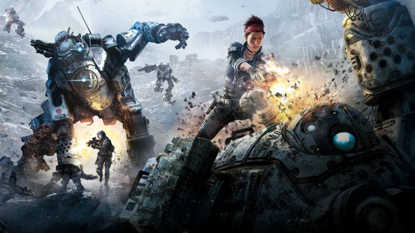 Titanfall 2 vai contar como campanha single-player