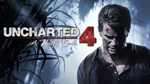 Sony envia e-mail especial para quem platina Uncharted 4