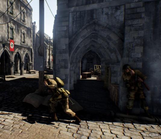 Battalion 1944 ganha novo vídeo de gameplay