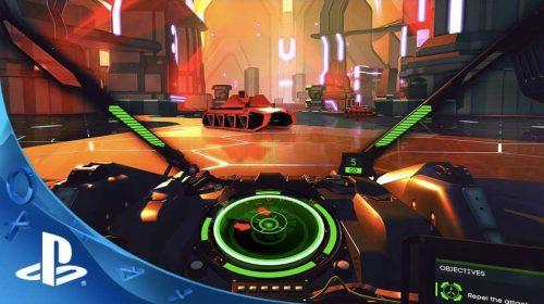 Battlezone para PlayStation VR recebe um novo vídeo