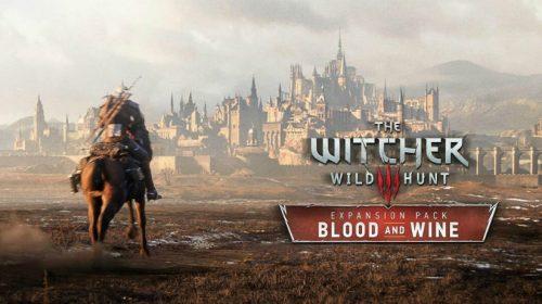 Blood and Wine  de The Witcher 3 recebe novas imagens