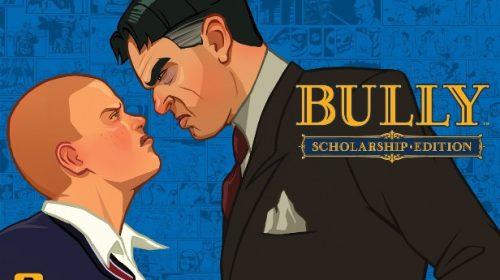 Bully, clássico de PS2, agora disponível na PSN brasileira