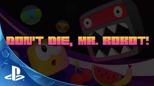 Don't Die, Mr. Robot chega ao PS4 nesta terça-feira
