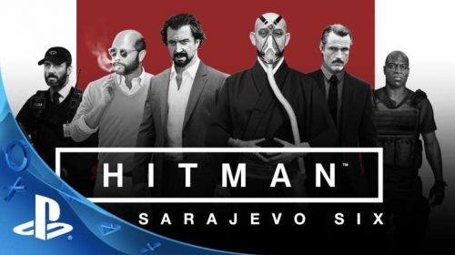 Trailer de Hitman