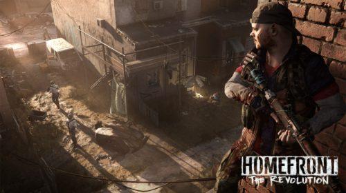Novo gameplay de Homefront mostra