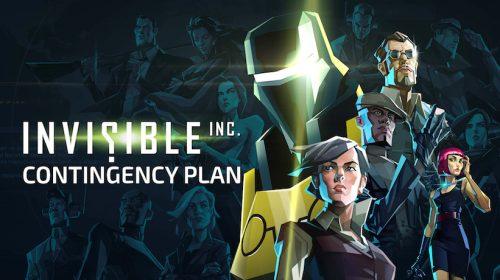 Invisible, Inc. ganha data de lançamento para o PS4
