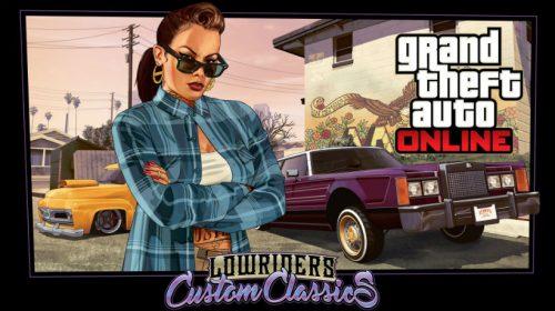 Lowriders Custom Classics chega gratuitamente ao GTA V Online