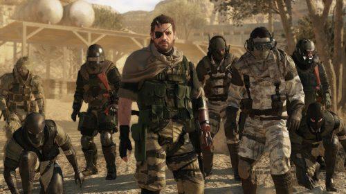 Metal Gear Solid V: o novo modo Survivor