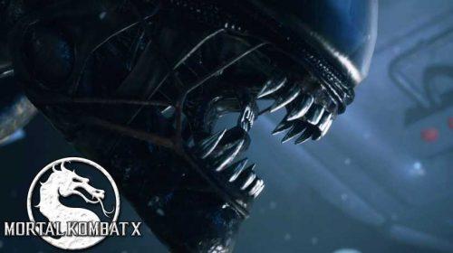 Alien ladrão: confira combos com até 40% de dano no MK X