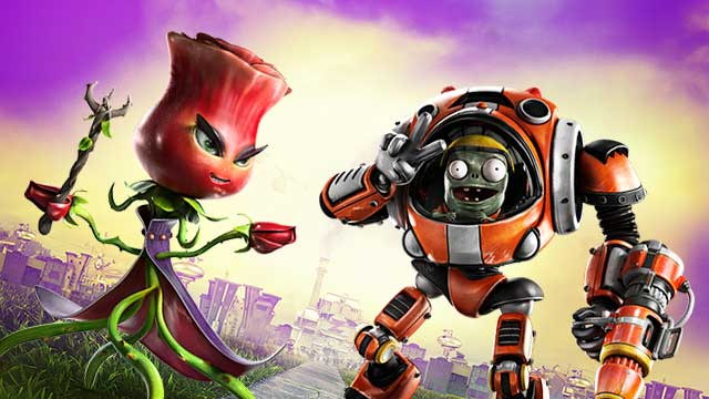 Plants vs zombies garden warfare 2 novos personagens for Plante vs zombie garden warfare 2