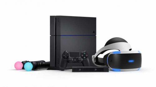 PlayStation VR: acessórios e conteúdos da caixa revelados