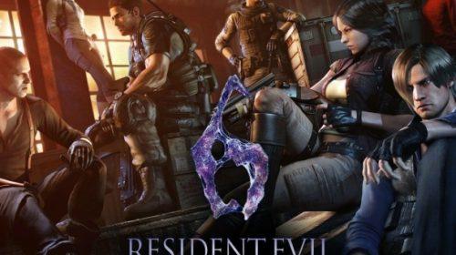 Revelada gameplay de Resident Evil 6 no PS4