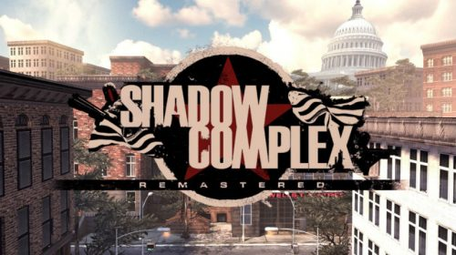 Shadow Complex Remastered chega ao PS4