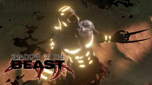 11 primeiros minutos de Shadow of the Beast