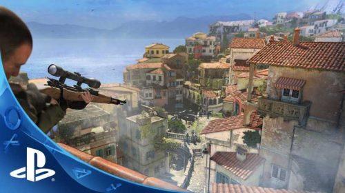 Sniper Elite IV recebe novas Kill Cam's