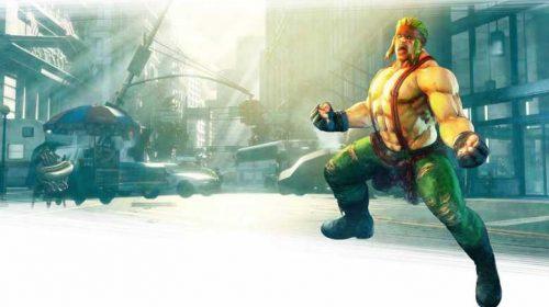 Novidades de Alex, primeiro lutador de DLC do Street Fighter V
