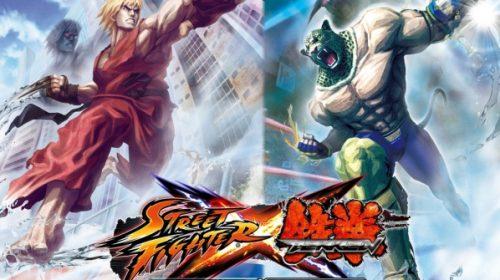 Tekken x Street Fighter não tem data para lançamento
