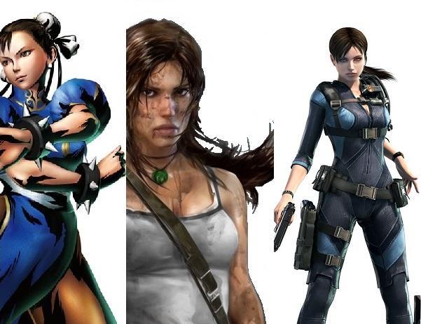 5 personagens femininas dos games que marcaram época