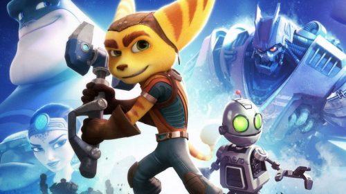 Sony disponibiliza tema gratuito de Ratchet & Clank