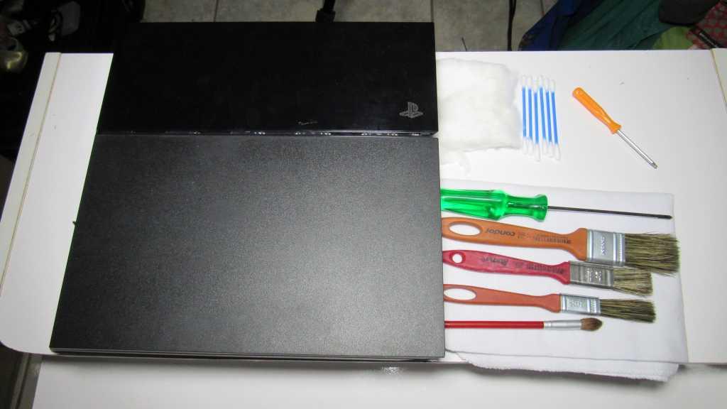 Como limpar o PS4
