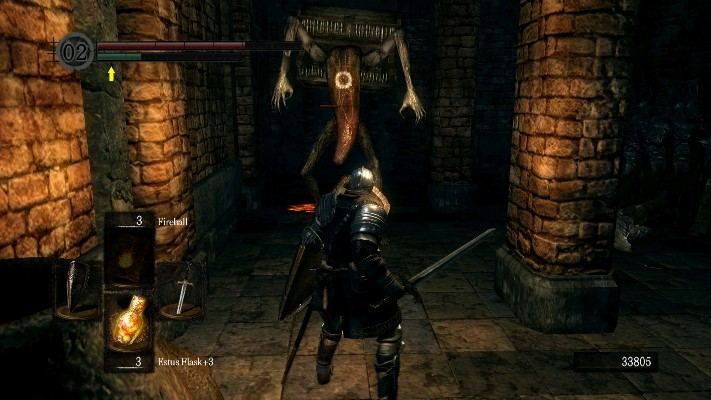 Dark Souls 3 baú monstro