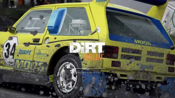 Dirt Rally receberá suporte ao PlayStation VR; veja detalhes 1