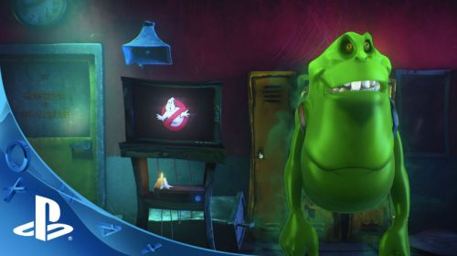 Revelado primeiro trailer do jogo Ghostbusters para PS4