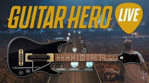 Guitar Hero Live fracassa em vendas e funcionários são demitidos