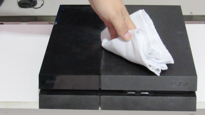 Limpeza PS4 13