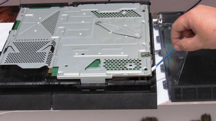 Limpeza PS4 7