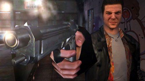 Max Payne clássico chegará ao PlayStation 4