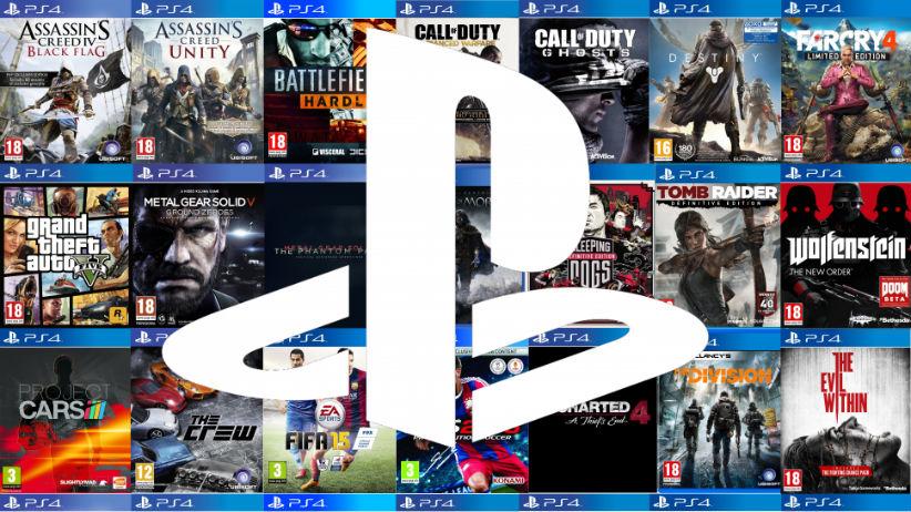 Os 10 jogos mais bem avaliados do PS4 até o momento