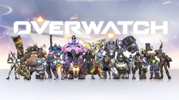 Overwatch heróis
