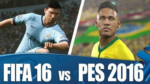 PES e FIFA: é justo um jogo novo a cada ano?